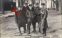 Kampfflieger, Richthofen, Festner, Schäfer, Wolff, Sanke 511
