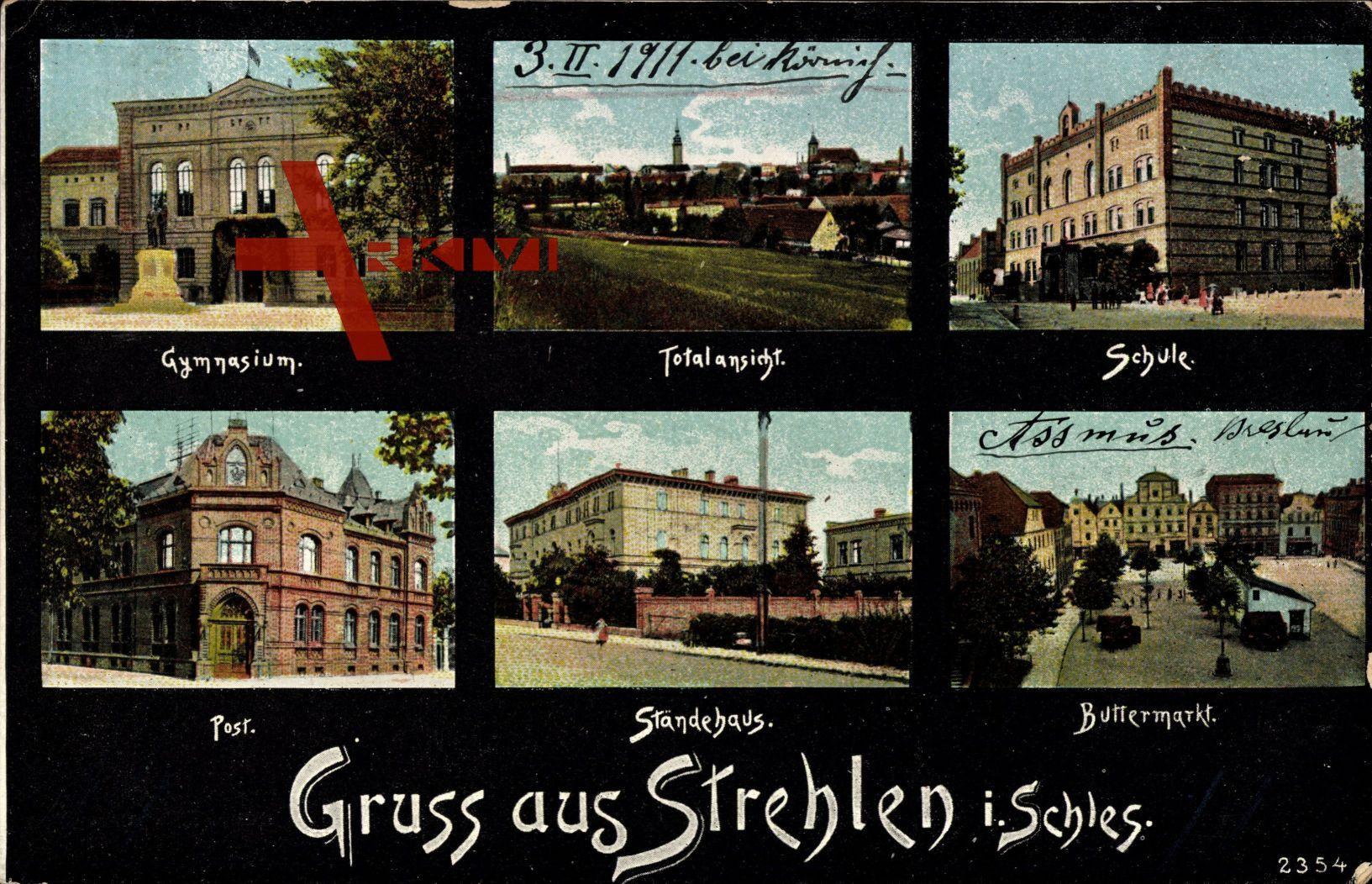 Strehlen Schlesien