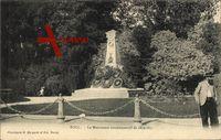 Toul Meurthe et Moselle, Le Monument commémoratif de 1870 1871