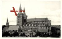Xanten Kreis Wesel, Ortschaft mit Dom und Michaelskapelle
