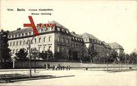 Berlin Wedding, Virchow Krankenhaus, Männer Abteilung, Kindergruppe