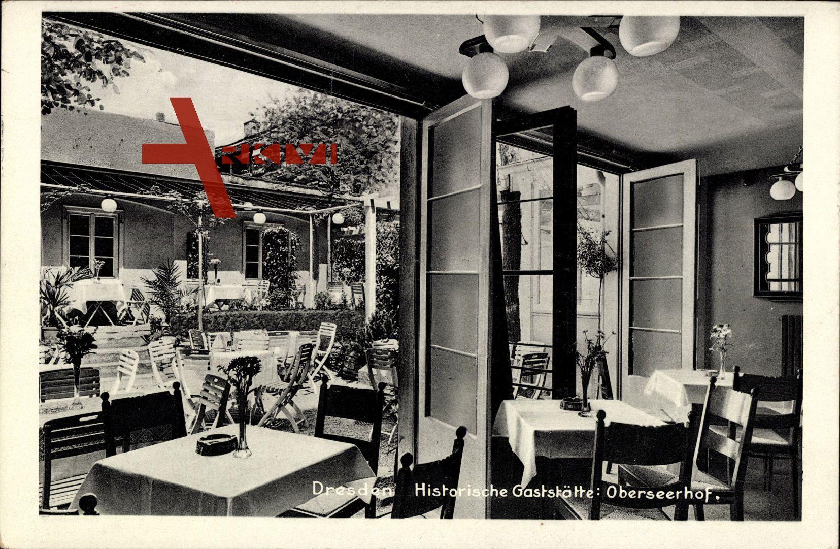 dresden historische gastst tte oberseerhof willy exner xl. Black Bedroom Furniture Sets. Home Design Ideas