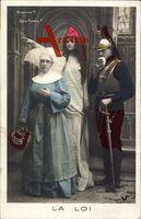 La Loi, France, Quo Vadis, Soldaten, Ausrüstung