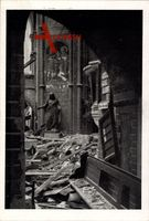 Berlin Wedding, Die zerstörte Kapernaumkirche, Seestraße 34