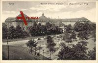 Berlin Wedding, Rudolf Virchow Krankenhaus, Augustenburger Platz