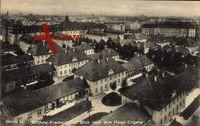 Berlin Wedding, Virchow Krankenhaus, Blick auf den Haupteingang