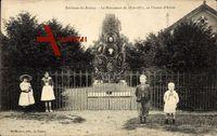 Le Raincy Seine Saint Denis, Le Monument de 1870 - 1871, Plateau d'Avron