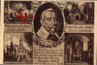 Lützen Burgenlandkreis, Denkmal und Kapelle, Gustav Adolf von Schweden