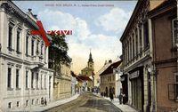 Bruck an der Leitha Niederösterreich, Kaiser Franz Josef Straße
