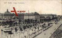 Berlin Wedding, Blick auf das Virchow Krankenhaus