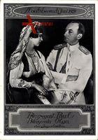 Prinzregent Paul, Prinzessin Olga von Jugoslawien, Staatsbesuch Juni 1939
