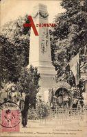 Chalons sur Marne, Monument des Combattants de 1870  1871