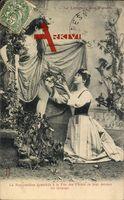 Le Langage des Fleurs, La Bouquetière demande à la Fée..