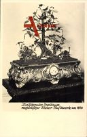 Zwitschernder Vogelbaum, Mechanisches Wiener Musikwerk um 1800, Händelhaus