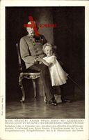 Kaiser Franz Joseph I., Erzherzog Franz Josef Otto