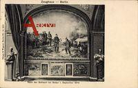 Berlin Mitte, Zeughaus, Nach der Schlacht bei Sedan, 01 Sept 1870