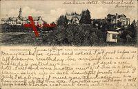 Friedrichroda, Kurhaus, Villa Frühling, Pension Bohn