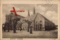 Xanten Kreis Wesel, Blick vom Domplatz auf den Dom