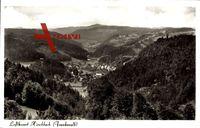 Hirschbach Oberpfalz Fränkische Alb, Ortschaft mit Waldlandschaft