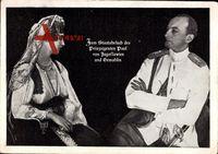 Prinzregent Paul und Prinzessin Olga von Jugoslawien, Staatsbesuch 1939