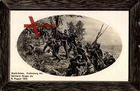 Passepartout Saarbrücken, Erstürmung des Spicherer Berges, 6 August 1870