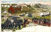 Spicherer Höhen, Schlacht am 6 August 1870, Saarland