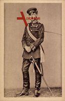 Generalfeldmarschall Paul von Hindenburg, Leutnant, Fedzug 1870, Säbel