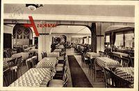 Rostock, Clubhaus und Kaffeestübchen Barnstorf von Alfred Hagemeister