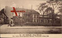 Berlin Prenzlauer Berg, Haus Bötzow, Bauerngutshof, Prenzlauer Allee 248