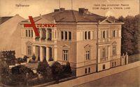 Rathenow, Heim des prinzlichen Paares Ernst August u. Viktoria Luise