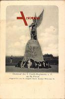 Regiment Denkmal des I. Garde Regiments zu Fuß, St. Privat
