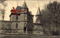 Sedan Donchery Ardennes, Château de Bellevue, signée la capitulation 1870