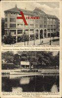 Berlin Neukölln, Warenhaus H. Joseph & Co., Berlinerstraße, 54 Ecke Jägerstr.