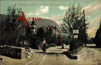 Obermais Merano Meran Südtirol, Kaiser Franz Josef Anlage