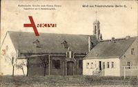 Berlin Lichtenberg Friedrichsfelde, Kath. Kirche zum Guten Hirten