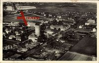 Berlin Neukölln, Städtisches Krankenhaus, Fliegeraufnahme