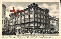 Berlin Friedrichshain, Union Vereinigte Kaufstätten GmbH, Andreasstraße
