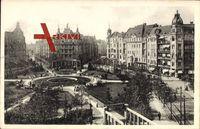 Berlin Schöneberg, Blick auf die Viktoria Luiseplatz