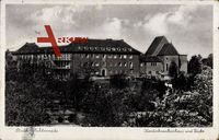 Berlin Tempelhof Lichtenrade, Kinderkrankenhaus und Kirche