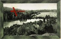 Passepartout Queensland Australien, general view of Maroocky River, N.C. Line