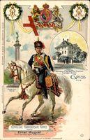 Wappen Prinz Ernst August, Kronprinz von Hannover