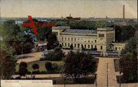 Berlin Weißensee, Schloss Weißensee, Straßenbahn