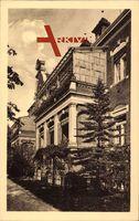 Berlin Steglitz Lichterfelde, Aussenansicht vom Stubenrauch Kreiskrankenhaus