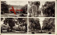 Berlin Wedding, Schwesternheim, Kapelle, Virchow Krankenhaus, Hauptallee