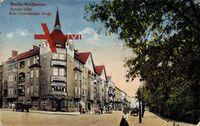 Berlin Weißensee, Straßenansicht Berliner Allee Ecke Lichtenberger Straße