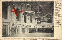 Berlin Lichterfelde, Feldmarschallsaal in der Haupt-Kadetten-Anstalt