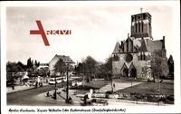 Berlin Steglitz Lankwitz, Kaiser Wilhelm Ecke Lutherstraße, Kirche
