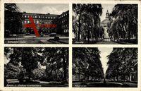 Berlin Wedding, Virchow Krankenhaus, Hauptallee, Kapelle, Schwesternheim