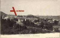 Lons le Saunier Jura, vue générale de la ville