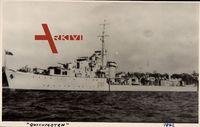 Australisches Kriegsschiff, HMAS Quickmatch, G 92, 1942